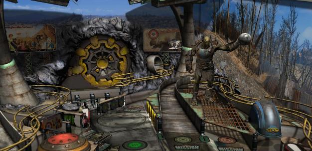 Photo of Играть в пинбол в трех эпических игровых вселенных, начиная с декабря: Fallout, Doom и Skyrim