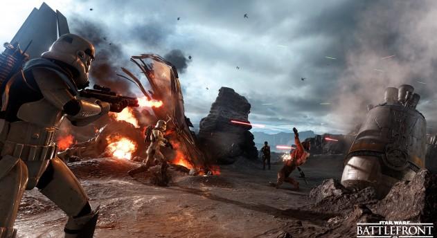 Photo of Игровые новости | Сиквел Star Wars Battlefront выйдет следующей осенью