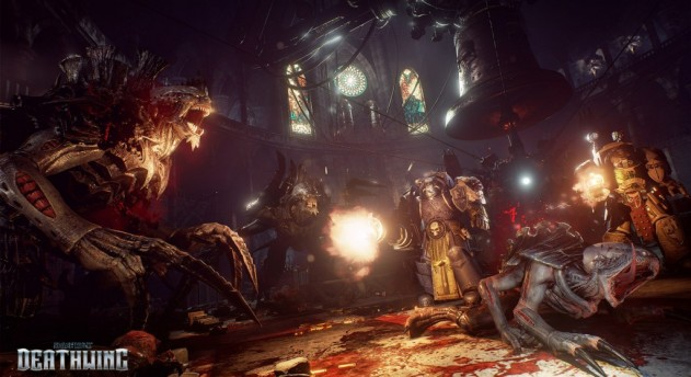 Игровые новости | Space Hulk: Deathwing выйдет на PC в начале зимы