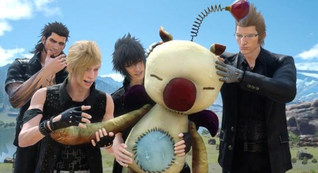 Photo of Игровые новости   Разработчики Final Fantasy 15 пообещали, что игроки влюбятся в муглов