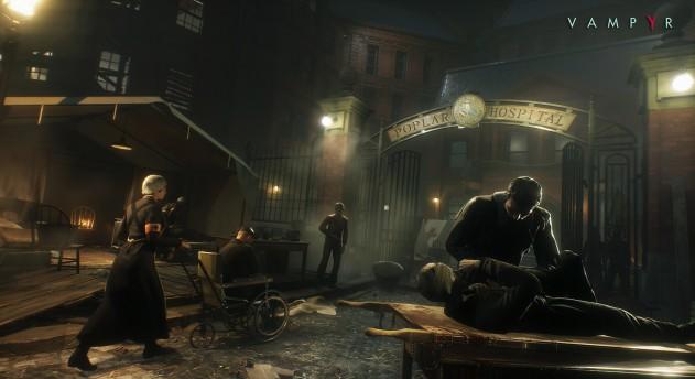 Photo of Игровые новости | Герой Vampyr станет санитаром Лондона