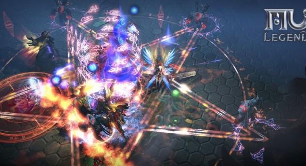 Photo of Игровые новости   В трейлере MU Legend показан игровой процесс