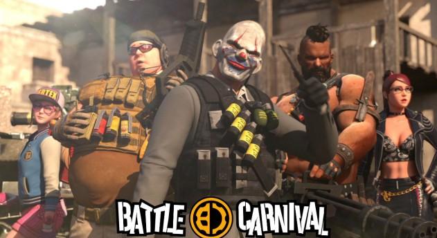 Photo of Игровые новости | BATTLE CARNIVAL начинает охоту на друзей