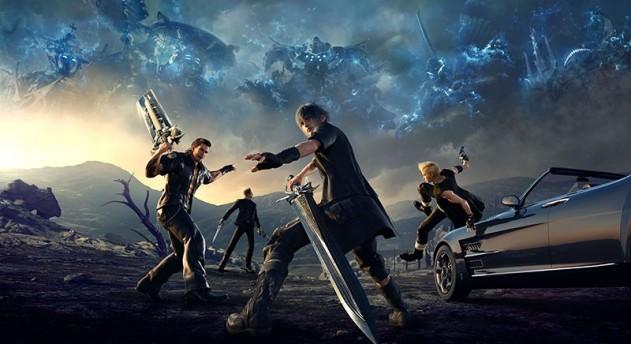 Photo of Игровые новости | Ведущий Конан О'Брайен назвал Final Fantasy 15 «пустой тратой времени»