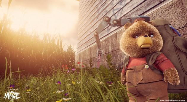 Photo of Игровые новости | Maize, игра про разумную кукурузу и русского медвежонка-робота, выйдет в начале зимы