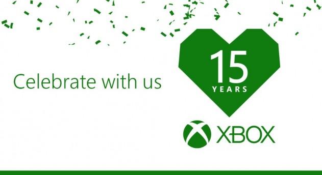 Photo of Игровые новости   Xbox исполнилось 15 лет