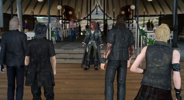 Photo of Игровые новости | Патч первого дня для Final Fantasy 15 окрасит ваши экраны в красный свет