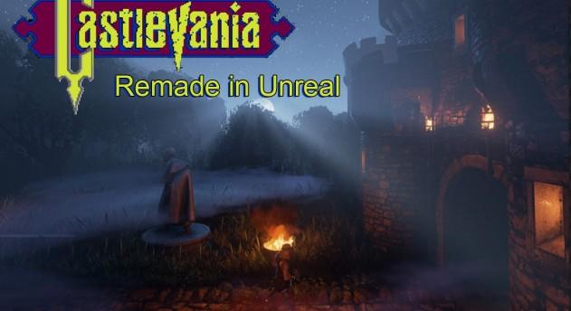 Photo of Игровые новости | Классическую аркаду Castlevania переносят на Unreal Engine