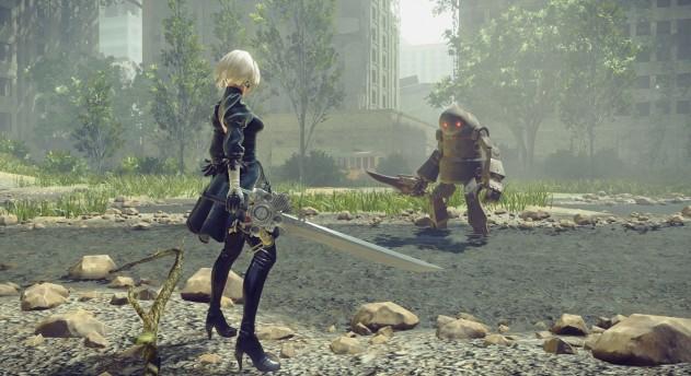 Photo of Игровые новости | Героиня NieR: Automata вооружится мечом из Final Fantasy 15
