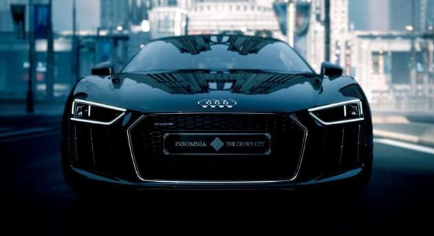 Photo of Игровые новости | Audi представила машину из Final Fantasy 15 за 470 тысяч долларов
