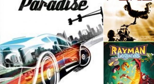 Photo of Игровые новости | Burnout Paradise, Rayman Legends и Pure получили режим обратной совместимости