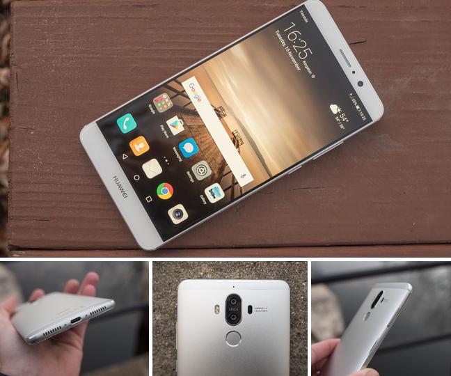 Photo of Huawei Mate 9 обзор