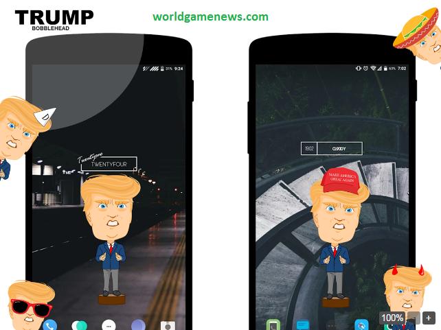 Photo of Скачать игру на андроид Trump Пупс на ноябрь — декабрь 2016 года