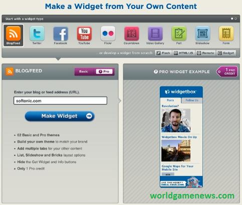Photo of Ищите виджеты для сайта Widgetbox поможет