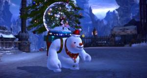 «Игромания» дарит героям TERA новогодние подарки и VIP-статус