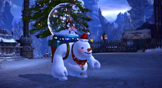 Photo of Игровые новости | «Игромания» дарит героям TERA новогодние подарки и VIP-статус