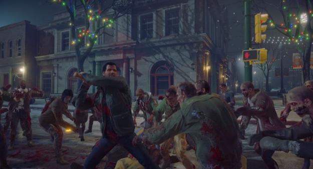 Photo of Игровые новости | Авторы рождественской Dead Rising 4 предлагают купить праздничный набор