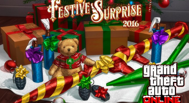 Photo of Игровые новости | В GTA Online наступило Рождество