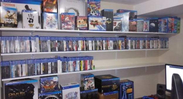 Photo of Игровые новости | За 10 тысяч канадских долларов можно купить 260 игр для Playstation