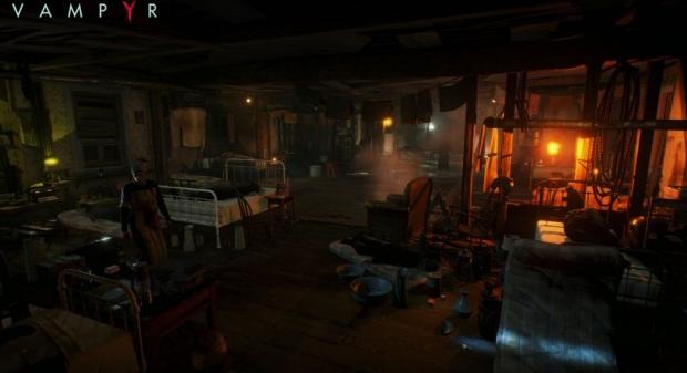 Photo of Игровые новости | Создатели Vampyr показали стильный кинематографический трейлер