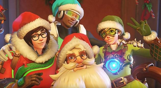 Photo of Игровые новости | Игроки в Overwatch попадут в «Зимнюю сказку»