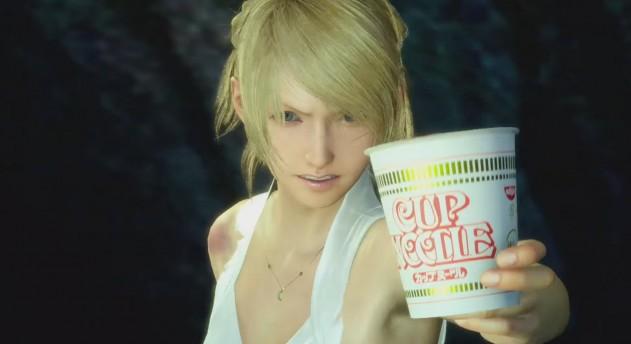 Photo of Игровые анонсы | Square Enix поработала за лапшу