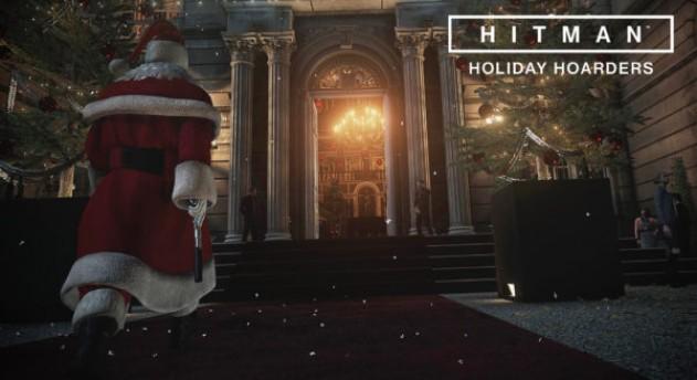 Photo of Игровые новости | Игрокам в Hitman предстоит спасти рождественские подарки от воровского дуэта