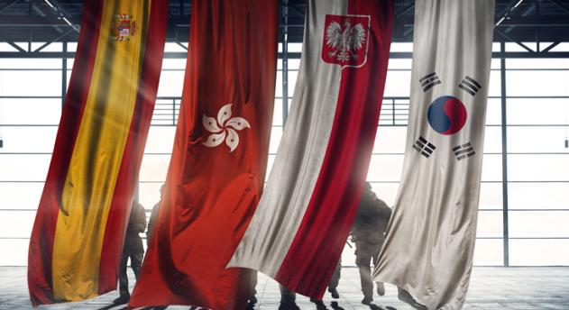 Photo of Игровые новости | В следующем году оперативники «Tom Clancy's Rainbow Six: Осада» побывают в четырех странах