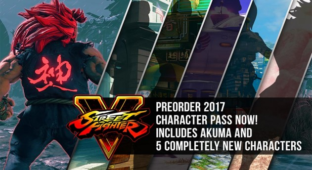 Photo of Игровые новости | Создатели Street Fighter V показали Акуму в действии