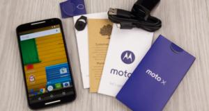 Motorola Мото X