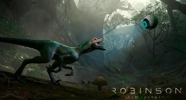 Photo of Игровые новости   Robinson: The Journey выйдет на Oculus Rift