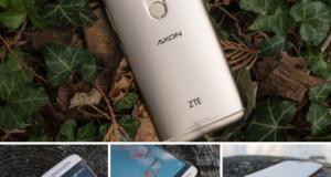 ZTE Axon 7 Mini Обзор