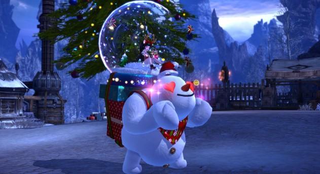 Photo of Игровые новости | «Игромания» дарит героям TERA костюмы, рога, снеговиков и VIP-статус