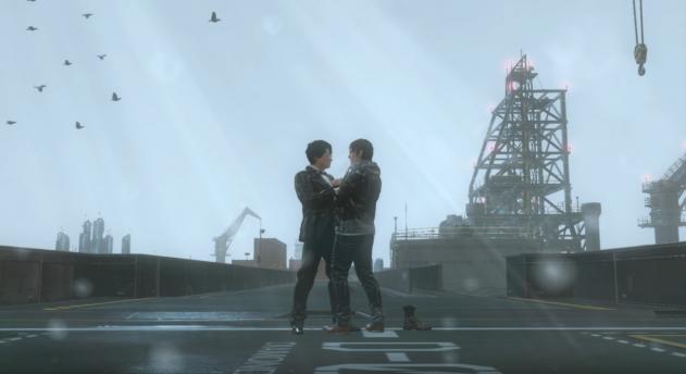 Photo of Игровые новости | Кодзима и Ридус танцуют под дождем в модификации для Metal Gear Solid 5