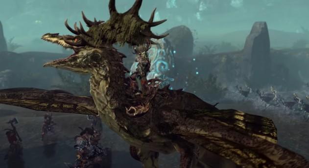 Photo of Игровые новости | Разработчики Total War: Warhammer представили властителей полян и лесных драконов
