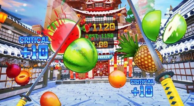 Photo of Игровые новости | Fruit Ninja VR вышла на PS4