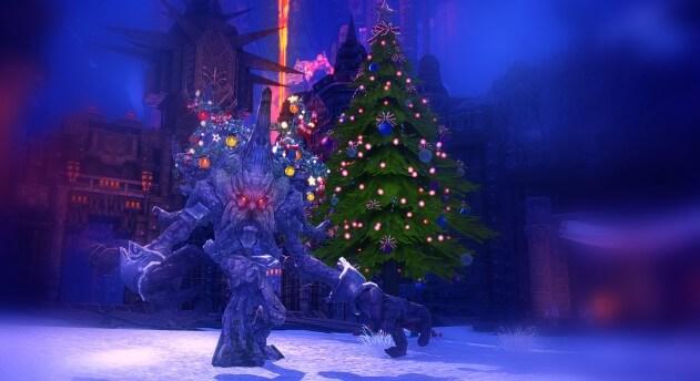 Photo of Игровые новости | В TERA: The Next появились рождественские кошмары