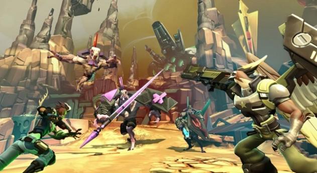 Photo of Игровые новости   Авторы Battleborn готовят большое «зимнее» обновление