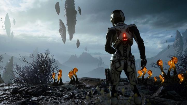 Photo of Геймплей Mass Effect: Andromeda с CES 2017 и новые подробности
