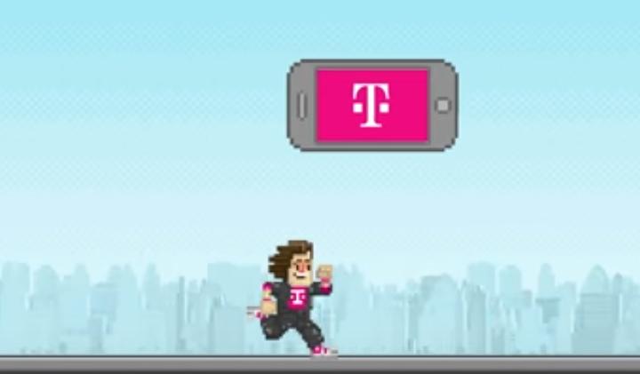 Подвинься Super Mario! Игра Légère с 8-битной графикой на андроид
