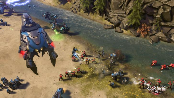 лучшая игра Halo Wars 2