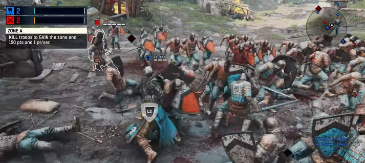 For Honor онлайн игра