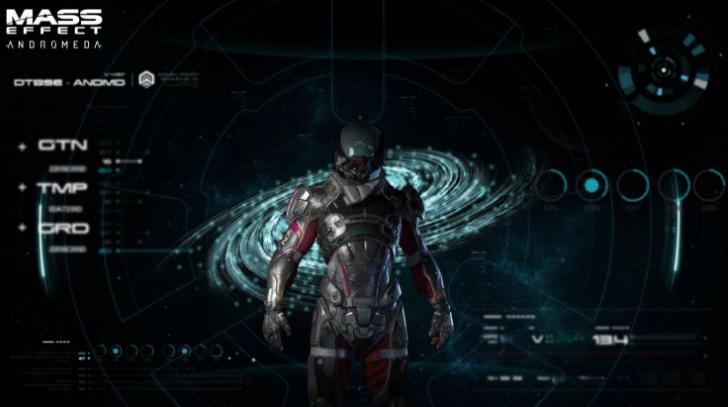 Mass Effect Andromeda выйдет в марте