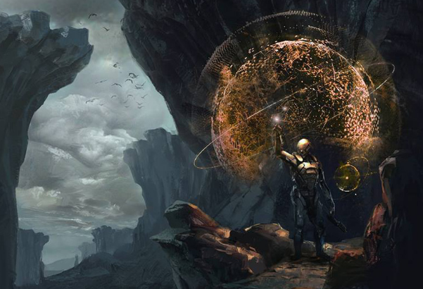 Mass Effect Andromeda ролевая игра