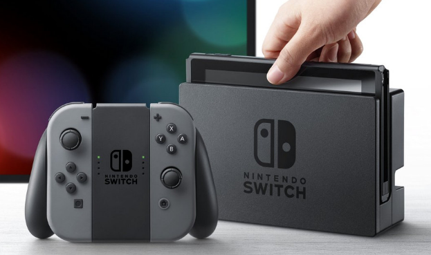 Nintendo Switch все игры