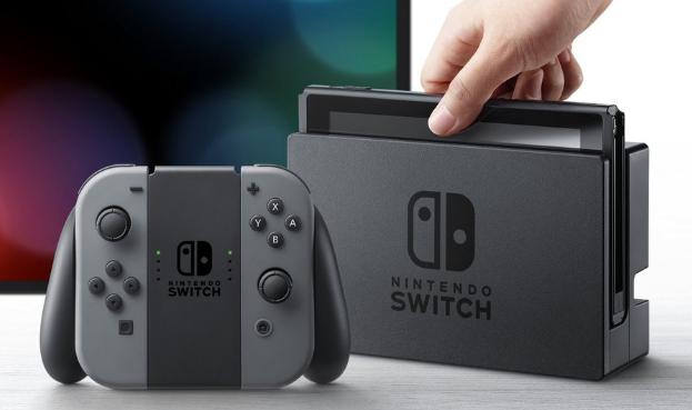 Nintendo Switch все игры