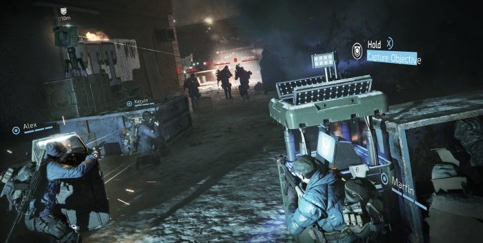Photo of «Последний рубеж» игры стрелялки The Division