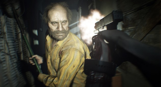 Resident Evil  бродилка