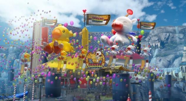 Photo of Авторы ролевой игры Final Fantasy 15 показали карнавал