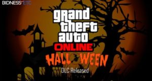 Обновление Хэллоуин в GTA Online